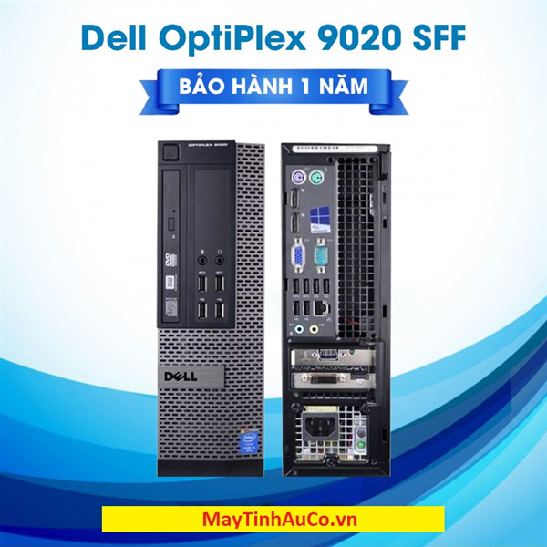 Dell Optiplex 9020 core i7 4770 / 4G / 500G