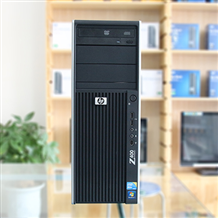 HP Z400 intel xeon X5650 VGA 2gb Quadro K2000