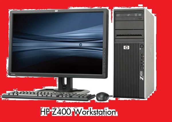 HP Z400 intel xeon x5650 vga GTX 1050 2GB + MH 20