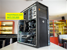 HP Z420 Workstation E5-1620 3.6GHz/8 CPU/RAM 16GB/